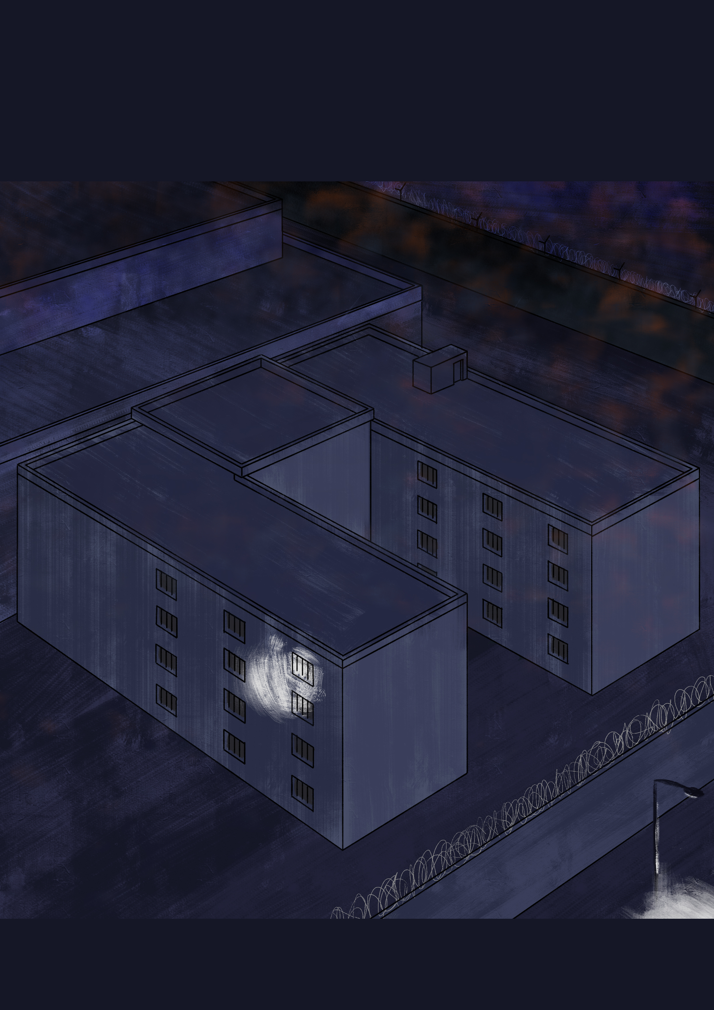 artist rendering of RSDL facility